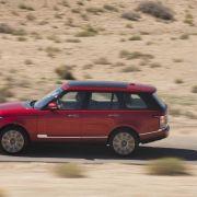 Die besten Bilder zu Range Rover 3.0 TD V6: Batmans Schlachtschiff