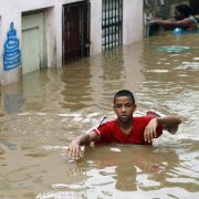 Santo Domingo geflutet