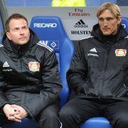 Duo Sascha Lewandowski / Sami Hyypiä