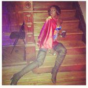 Estelle ist Superwomen.