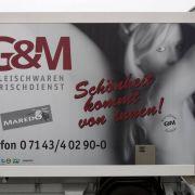 Fleisch fürs Fleisch - auch diese sehr billige Kampagne der GM Fleischwaren Frischdienst bekam 2008 eine Rüge und musste ihre LKW-Planen entsorgen.