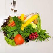 «Ich mag's am liebsten mit jungem Gemüse.»