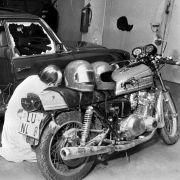 Dramatisch war in Zeiten der Roten Armee Fraktion eine Suzuki-Werbung für Motorräder mit dem Slogan «Die Sportskanone für Scharfschützen».