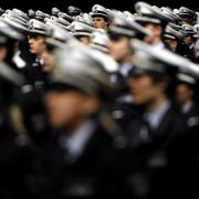 Unschuldslämmer in Uniform: Mehr als 90 Prozent der gegen Polizisten eingeleiteten Ermittlungsverfahren werden eingestellt.
