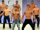 Schöne Männer so weit das Auge reicht: Bei der Wahl zum «Mister Germany» 2013 treten 17 Prachtkerle gegeneinander an. (Foto)