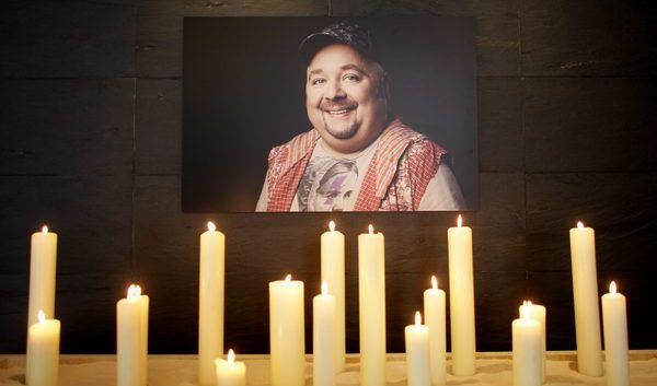 Entertainer und Moderator Dirk Bach ist am 1. Oktober 2012 plötzlich verstorben. (Foto)