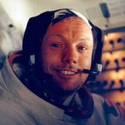 Neil Armstrong 25. August