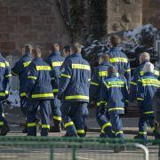 Trauerfeier für die Opfer eine Brandkatastrophe in Titisee-Neustadt