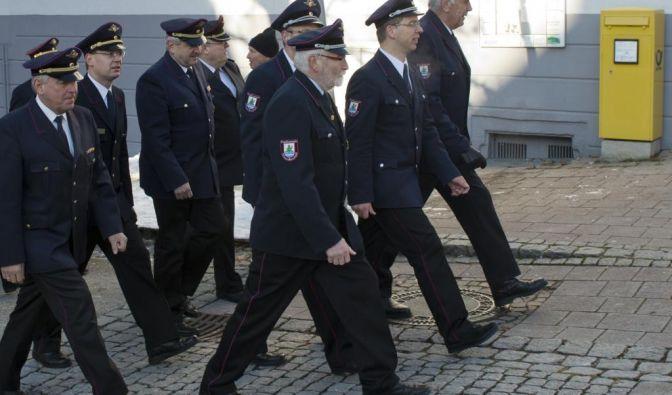 Trauerfeier für die Opfer der Brandkatastrophe in Titisee-Neustadt