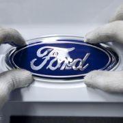 Platz 15: Autohersteller Ford