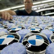 Platz 10: Autohersteller BMW