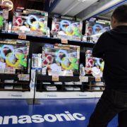 Platz 6: Elektronik-Hersteller Panasonic
