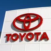 Platz 1: Autohersteller Toyota