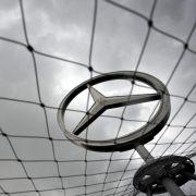 Platz 16: Autohersteller Mercedes Benz