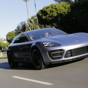 Die besten Bilder zu Porsche Panamera Sport Turismo: Friedliche Koexistenz