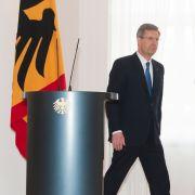 Wulff-Rücktritt
