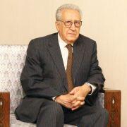 immer mehr Syrien-Flüchtlinge/Brahimi folgt auf Annan