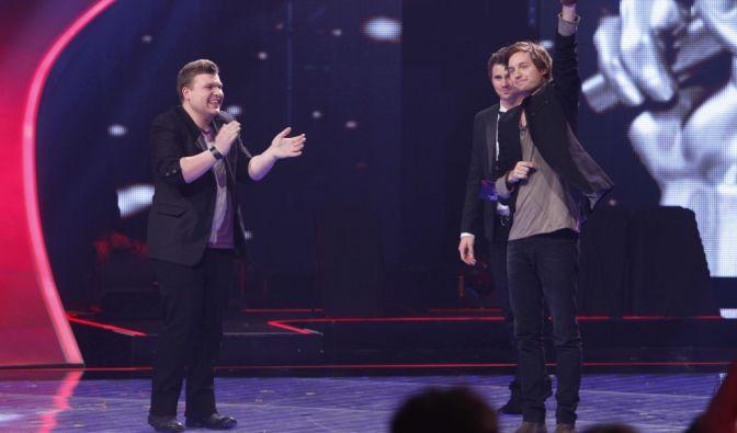 Im Halbfinale müssen die Talente von The Voice of Germany gleich zwei Mal ran: mit einem eigenen Song und im Battle. Wieder entscheiden Coach und Zuschauerstimmen, wer weiterkommt. (Foto)