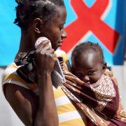 Aids Südafrika