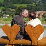 Im September drängelt sich die Rhön-Gemeinde Poppenhausen in den Fokus: