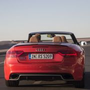 Die besten Bilder zu Audi RS 5 Cabrio: Offener Vorbote