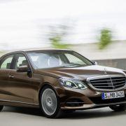Die besten Bilder zu Mercedes E-Klasse 2013: Augen-Blick