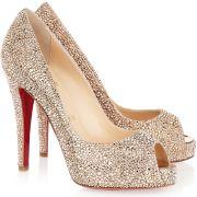 Glamouröse Schuhe
