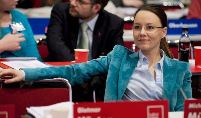 Michelle Müntefering (Foto)