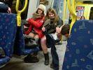[36150160]No Pants Subway Ride (Foto)