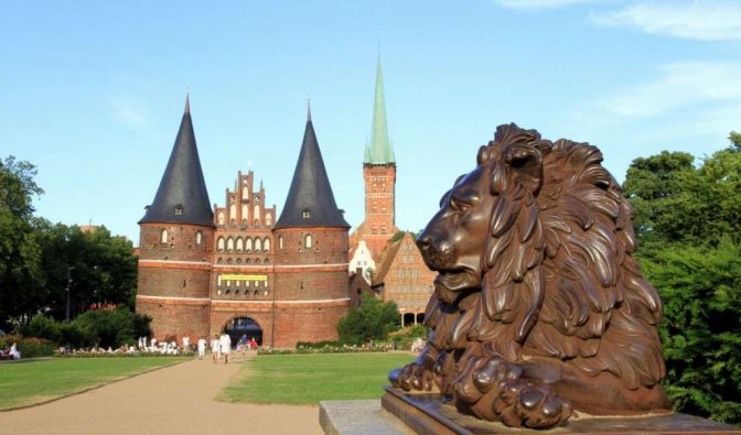 Holstentor Lübeck (Foto)