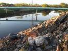 Der Riachuelo ist einer der weltweit am stärksten mit Blei, Zink und Chrom verschmutzten Flüsse. (Foto)