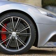 Die besten Bilder zu Aston Martin Vanquish: Ehre wem Ehre gebührt