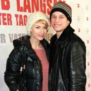 Vincent Kiefer mit Freundin