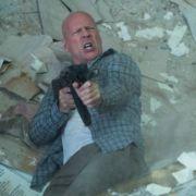 John McClane (Bruce Willis) und Jack McClane (Jai Courtney)