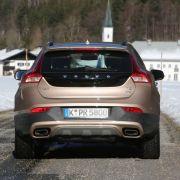 Die besten Bilder zu Volvo V40 Cross Country T5 AWD: Schweden-Kraxler