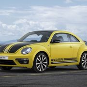 Die besten Bilder zu VW Beetle GSR: Von wegen Pril-Blume