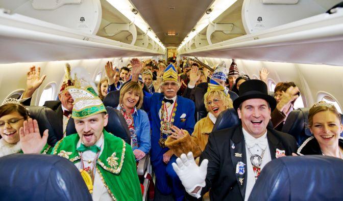 Nürnberger Luftflotte des Prinzen Karneval