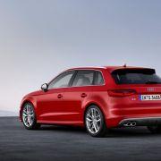 Die besten Bilder zu Audi S3 Sportback: Kraftmeier