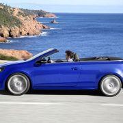 Die besten Bilder zu Golf R Cabrio: Eiliger Rabauke