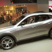 Die besten Bilder zu Große Pläne bei Maserati: Geschärfter Dreizack