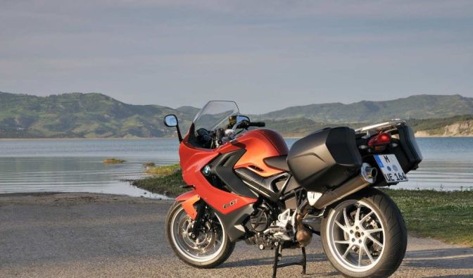Die besten Bilder zu Motorradneuheiten 2013: Auf zwei Rädern in die neue Saison (Foto)