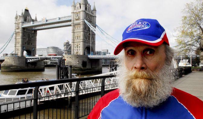 101-Jähriger Buster Martin läuft beim London Marathon