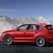 Die besten Bilder zu Audi RS Q3: Jungbulle