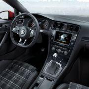 Die besten Bilder zu VW Golf GTD: Selbstzünder im Zeichen des Karos
