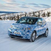 Die besten Bilder zu Erprobung BMW i3 / i8: Spurt auf der letzten Etappe
