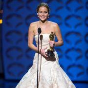 Jennifer Lawrence - Leading Role 'Silver Linings Playbook'