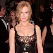 Nicole Kidman setzte auf reichlich Pailletten und Glitzer. Nach dem Motto: Viel hilft viel. Aber eines muss man ihr lassen: Die Figur dazu hat sie.