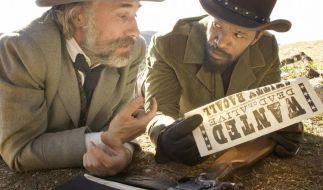 MTV-Filmpreise: «Django Unchained» und «Ted» Favoriten (Foto)