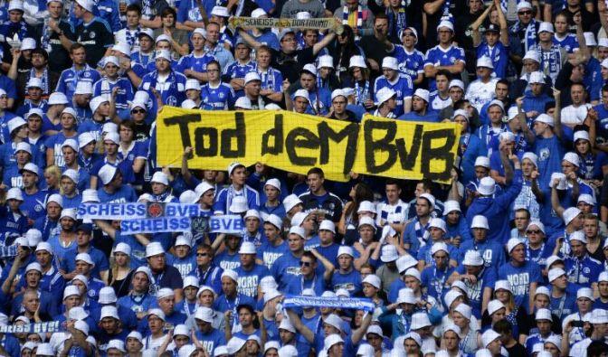 Schalke-Fans (Foto)