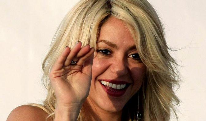 Auch Popstar Shakira war eingeladen, sagte aber ab. (Foto)